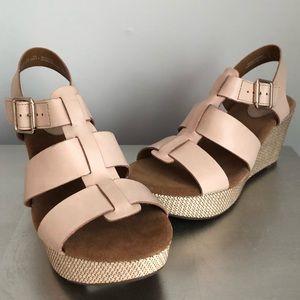 Clarks Shoes - Brand new Clark wedge heels